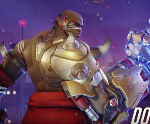 New playable character Doomfist invades 'Overwatch'