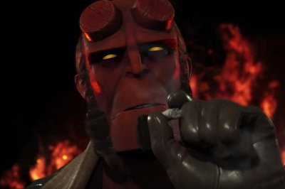 Hellboy enters the fight in new 'Injustice 2' game trailer