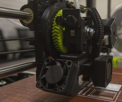 Marines test system to 3D-print spare parts in the field