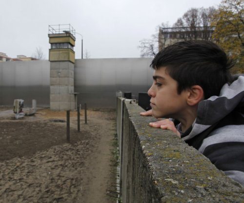 On This Day: Berlin Wall falls