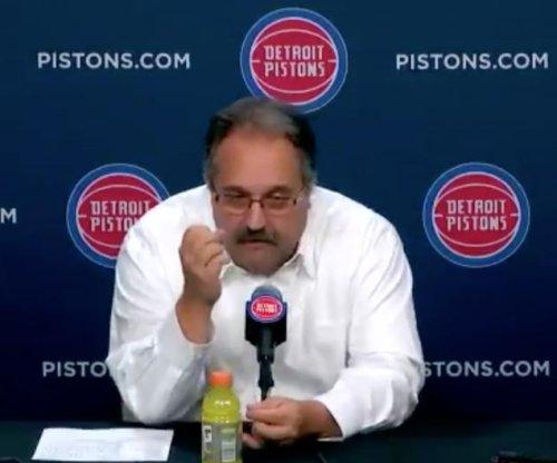 Detroit Pistons pull out win vs. New York Knicks
