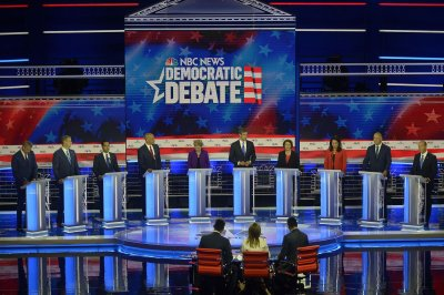 20 Democratic candidates qualify for second primary debate