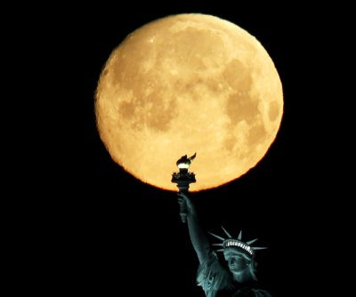Year's biggest supermoon to light up Tuesday's night sky