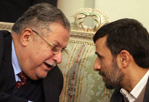 Iraq, Iran dispute 1975 border agreement