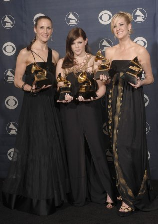 Dixie Chicks song dropped from 'Lucky'