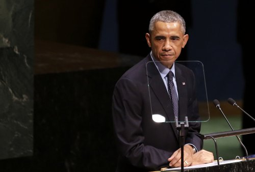 Obama speaks of progress, challenge at Climate Change Summit
