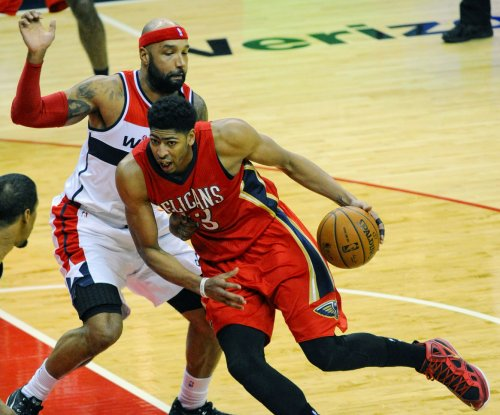 Anthony Davis leads New Orleans Pelicans into showdown with Brooklyn Nets