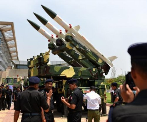 Indian Army inducts missile system
