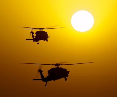 U.S. helicopter 'friendly fire' incident kills eight Afghan soldiers