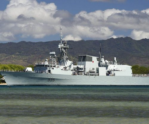 Canadian frigates getting remote weapon stations