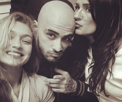 Zayn Malik debuts bald head in photo with Gigi Hadid