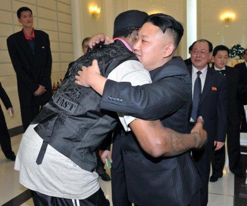 Civic exchange with North Korea is key, Rodman companion says