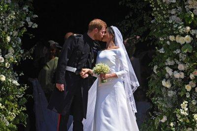 Britain's Prince Harry marries U.S. actress Meghan Markle