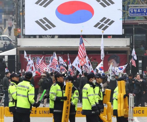 South Korean military planned crackdown on Park protesters
