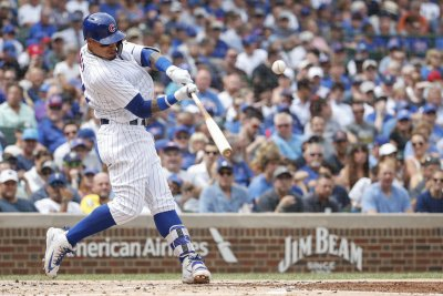 Chicago Cubs' Javier Baez mashes second-longest homer of 2018