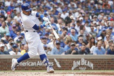 Chicago Cubs' Javier Baez mashes second-longest homer of 2018