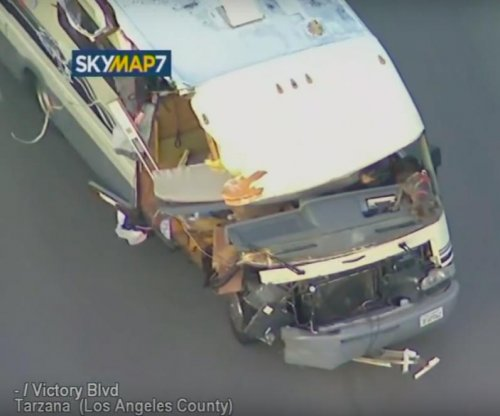 California woman leads police on high-speed RV chase