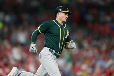 Beau Taylor, Matt Chapman bombs lead Athletics past Cardinals
