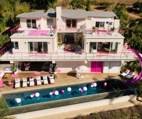 Life-sized Barbie Malibu Dreamhouse on Airbnb for a single event