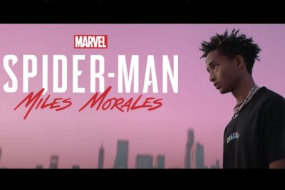 Jaden Smith releases video for 'I'm Ready' from 'Spider-Man: Miles Morales'