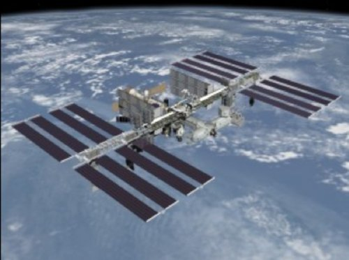 NASA helps watchers spot space station