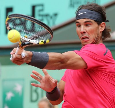 Nadal logs victory in first singles match