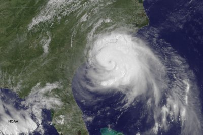 The U.S. hasn't had a major hurricane landfall in nine years