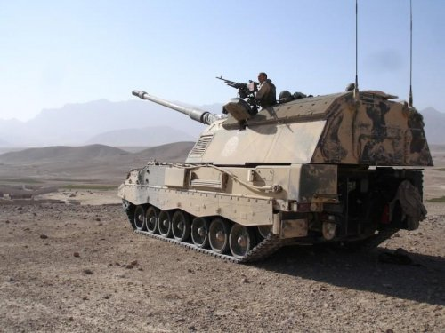 Lithuania buys self-propelled howitzers from German Army