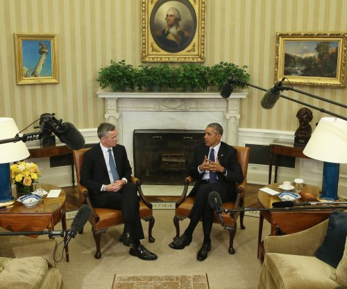 Amid criticism, NATO hailed by Obama as 'cornerstone' of U.S. security policy
