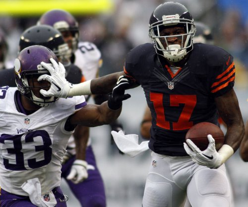 Chicago Bears need their WR's back working with Jay Cutler