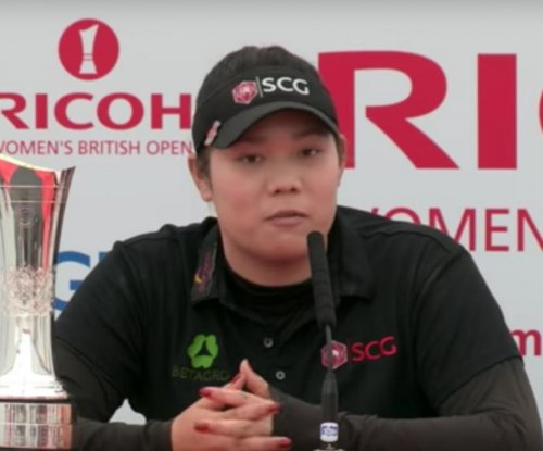 Ariya Jutanugarn vaults to No. 2 in Rolex Rankings