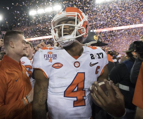 Deshaun Watson declares for 2017 NFL Draft after Clemson wins title