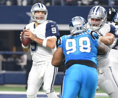 Tony Romo: Denver Broncos in 'driver's seat' for Dallas Cowboys QB