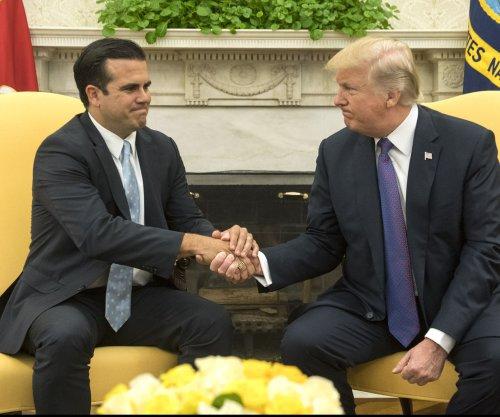 Puerto Rican Gov. Rosselló seeks funding in D.C. trip