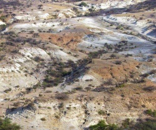 Over 500,000 years of geographic change explains human adaptation in Kenya