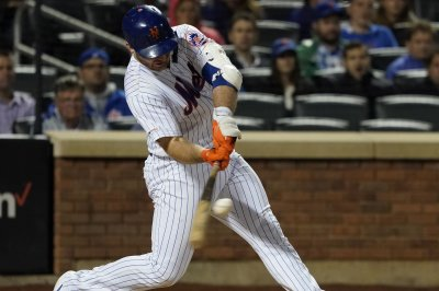 Mets rookie slugger Pete Alonso hits two bombs, pushes homer total to 47