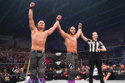 Young Bucks call AEW's tag team division world's best