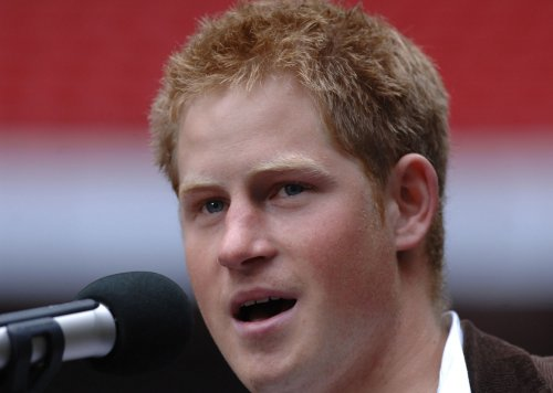 Poll: Prince Harry the 'coolest' royal