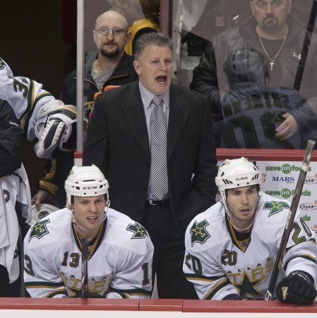 Dallas Stars fire coach Marc Crawford