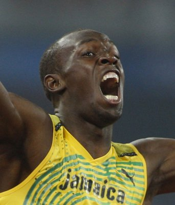 Bolt shatters his own world 100-meter mark