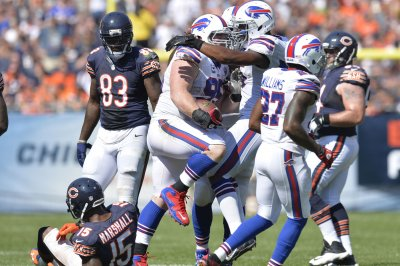 Buffalo Bills sign DT Kyle Williams to extension