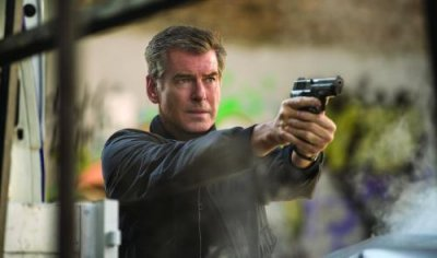 Pierce Brosnan says 'November Man' was the result of unfinished Bond business