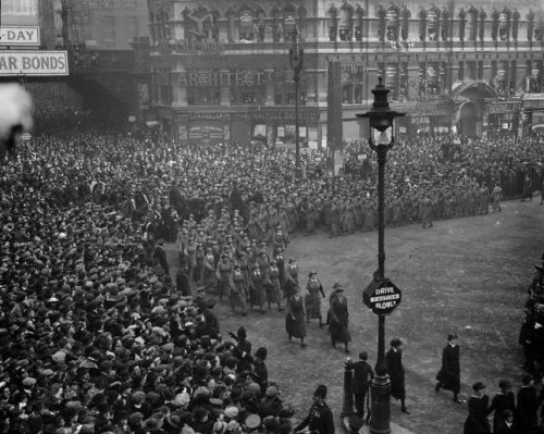 Britain to pay off some World War I debt