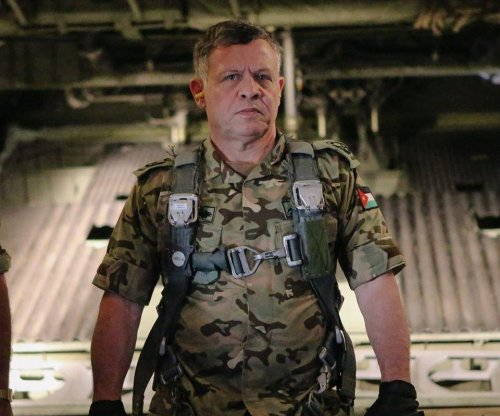 Jordan's warrior king: Abdullah II brings leadership -- and fury -- to IS fight