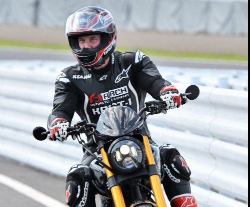 Keanu Reeves hits Japanese track for Suzuka 8hours World Endurance Road Race