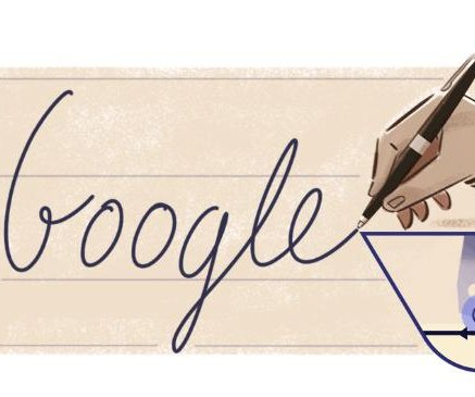 Google honors ballpoint pen creator Ladislao Jose Biro with new Doodle