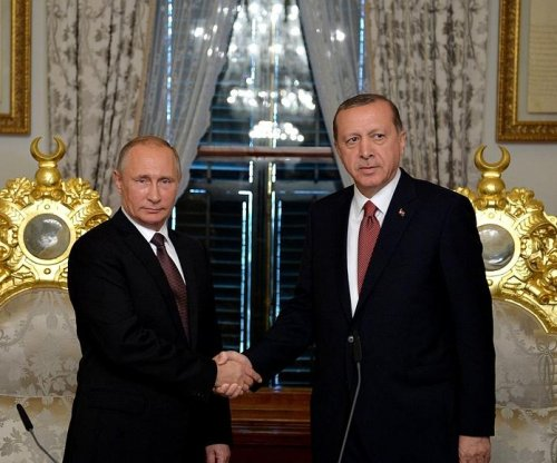 Turkey will be an energy hub, Putin says