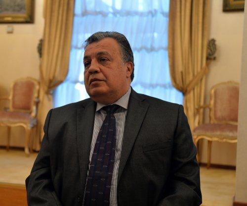 Russian ambassador to Turkey assassinated during speech in Ankara