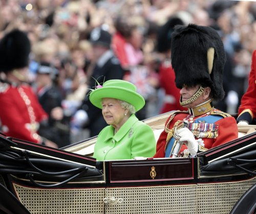 Britain's ailing Queen Elizabeth II misses church on New Year's Day