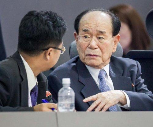 North Korea's Kim Yong Nam leaves for 10-day Iran trip